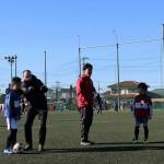 サッカーサービスウィンターキャンプで習ったこと。評価はどう?