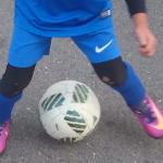 【U5~低学年】ボールタッチが柔らかくうまくなる練習のコツ